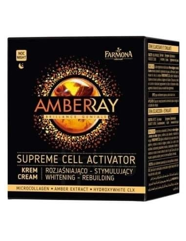 AMBERRAY SUPREME CELL ACTIVATOR - Nachtscreme